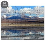 View of Laguna Grande , there live 19000 fl Puzzle