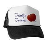 Terrific Teacher Trucker Hat