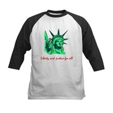Liberty & Justice for All Tee