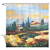 Italian Villa Shower Curtain