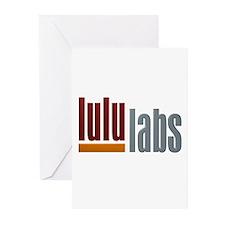 LuLu Labs Greeting Cards (Pk of 10)