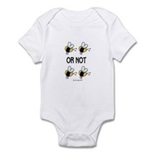 to be or not to be Infant Bodysuit
