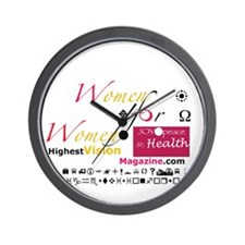Highest Vision Wall Clock