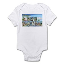 New Hampshire Greetings Infant Bodysuit