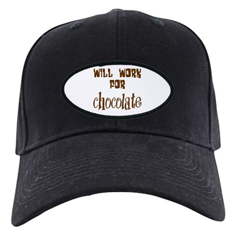 Work for Chocolate Black Cap