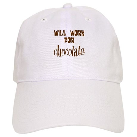 Work for Chocolate Cap