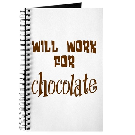 Work for Chocolate Journal