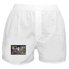 North Carolina Greetings Boxer Shorts