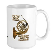 French Horn Perfection Mug