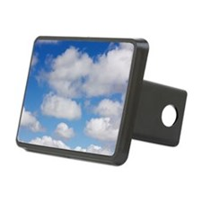 Cumulus Clouds Hitch Cover