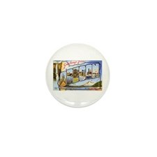 Oregon Greetings Mini Button (10 pack)