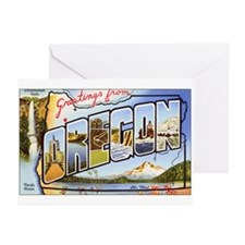 Oregon Greetings Greeting Cards (Pk of 10)