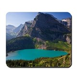 Grinnell Lake from Grinnell Glacier Trail Mousepad