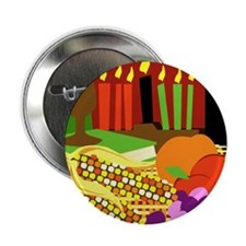 "Kwanzaa 2.25"" Button"