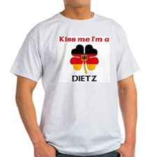 Dietz Family Ash Grey T-Shirt