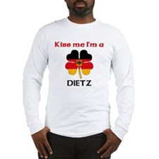 Dietz Family Long Sleeve T-Shirt