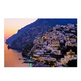 Positano Postcards (Package of 8)