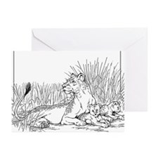 LiquidLibrary Greeting Cards (Pk of 10)