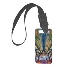 HDR photo of St.Benedict's R.C.  Luggage Tag