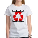 Reuse, Renew, Recycle Tee