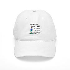 Friends Drive Sober Cap