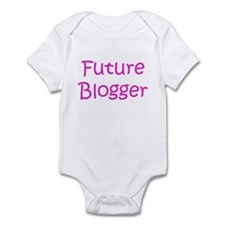 Future Blogger Infant Bodysuit