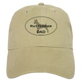 Rat Terrier DAD Cap