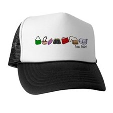 Purse Addict Trucker Hat