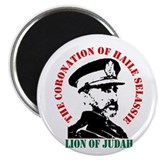 Haile Selassie Magnet