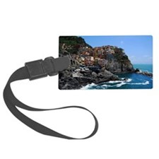 Manarola fishing villages perche Luggage Tag