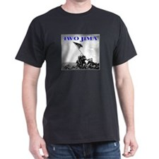 Flag Raising Iwo Jima T-Shirt