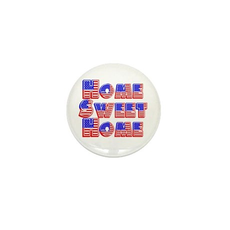 Home Sweet Home Mini Button (100 pack)