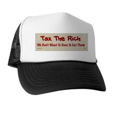 Tax The Rich Trucker Hat