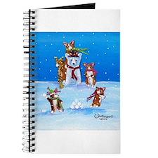 Snow Corgis III Journal
