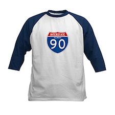 Interstate 90 - IL Tee