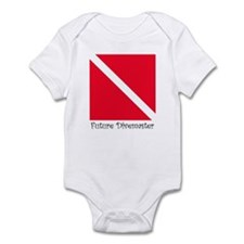 Future Divemaster Infant Bodysuit
