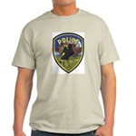 Sleepy Hollow IL PD Ash Grey T-Shirt