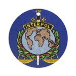 Interpol Ornament (Round)