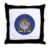 Interpol Throw Pillow