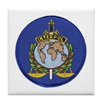 Interpol Tile Coaster