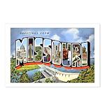 Missouri Greetings Postcards (Package of 8)
