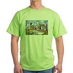 Missouri Greetings Green T-Shirt