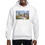 Missouri Greetings (Front) Hooded Sweatshirt