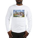 Missouri Greetings (Front) Long Sleeve T-Shirt