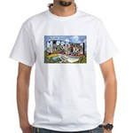Missouri Greetings (Front) White T-Shirt