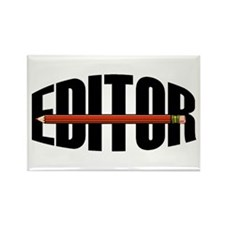EDITOR Rectangle Magnet (10 pack)