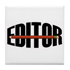 EDITOR Tile Coaster