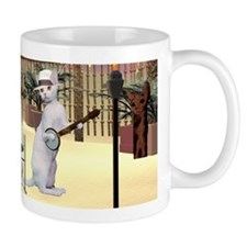Devon Steel Drum Band Small Mug
