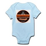 Threads vintage patch (Distressed) Infant Bodysuit