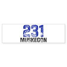 231 Bumper Bumper Sticker
